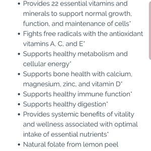 Other - Doterra vitamin